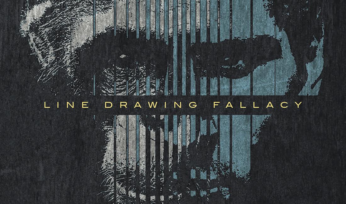 Line Drawing Fallacy : Line drawing fallacy poster u eric cuellar design