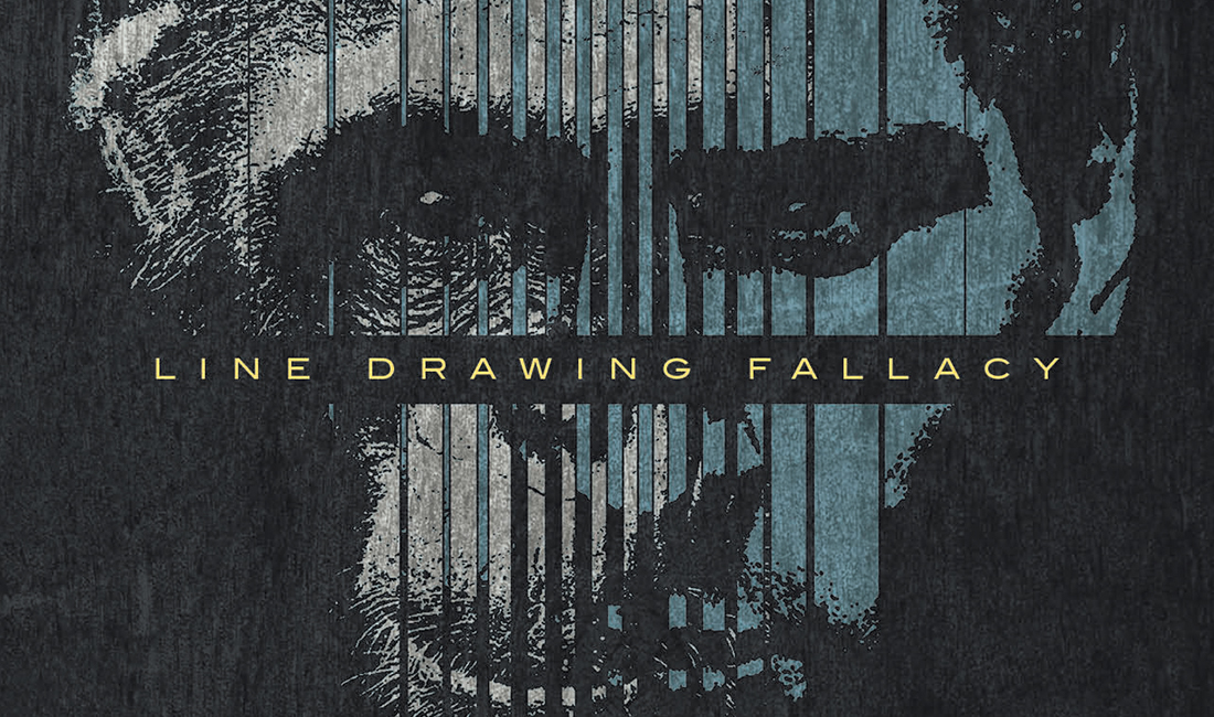 Line Drawing Fallacy : Line drawing fallacy poster eric cuellar design